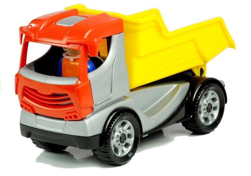 truckies muldenkipper 26 cm fahrzeug spielzeug f r kinder. Black Bedroom Furniture Sets. Home Design Ideas