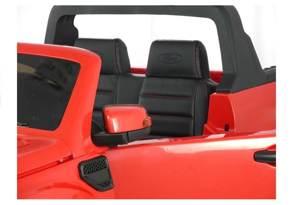 New Ford Ranger Red - 4x4 Electric Ride On Car