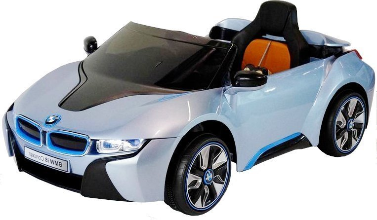 Bmw I8 Blue Electric Ride On Car Electric Ride On Vehicles Cars