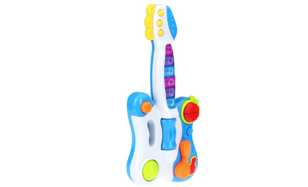 Baby Toddler Interactive Toy Baby Guitar Toys Toys Of Newborns