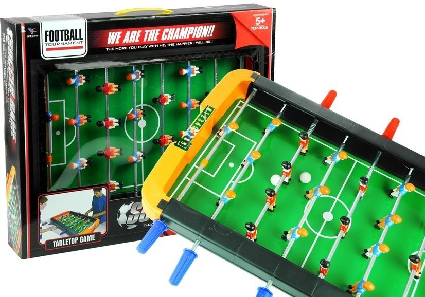 Table Football Goalkeeper Football Game On Table Toys Games