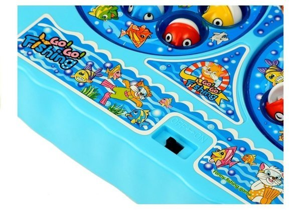 Happy Fishing Go! Go! Fishing Family Game Arcade Game