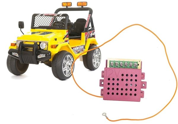 12V Module For Jeep Raptor Ride On Car