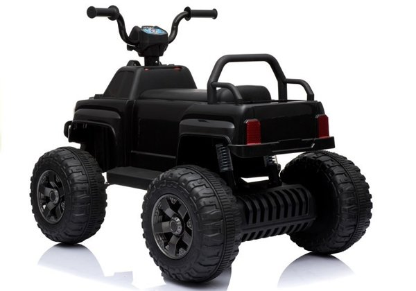 BDM0911 Black - Electric Ride On Quad
