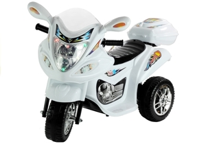 BJX-88 Blue - Electric Ride On Motorcycle