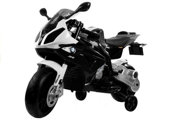 BMW S1000RR Black - Electric Ride On Motorcycle