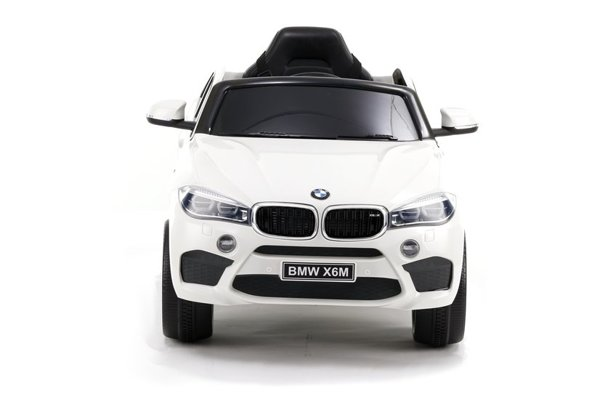 BMW X6 White - Electric Ride On Car