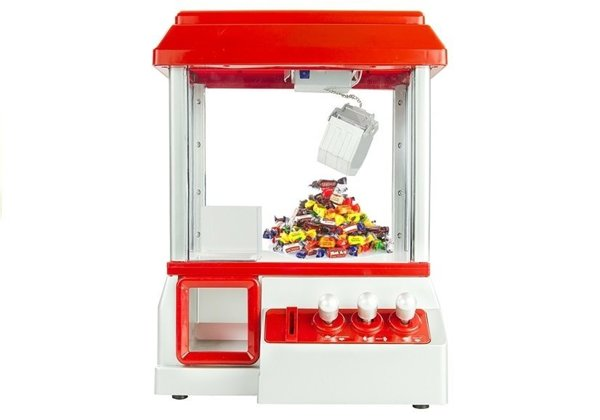 Candy Arcade Sweets Grabber Machine Fairground