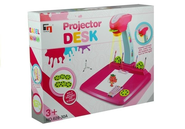 Desk Projector For Drawing