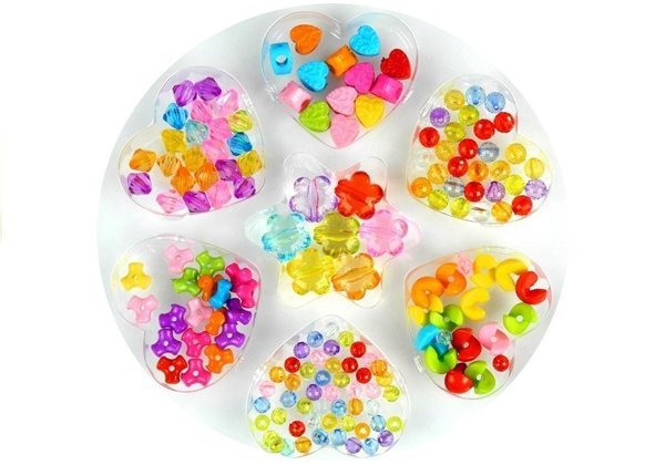 Colourful Beads Set Jewelry