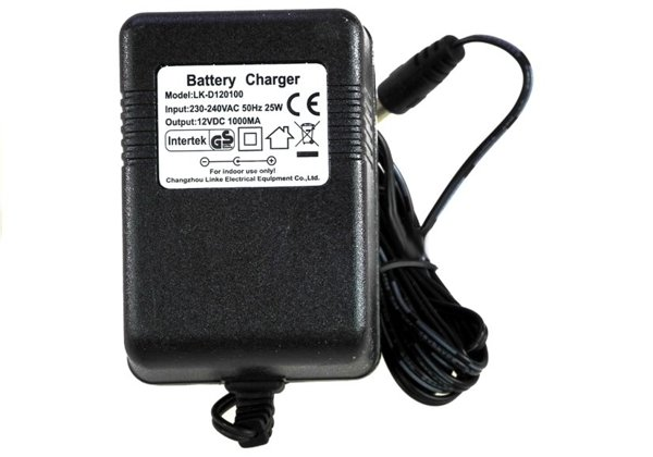 Electric Ride On Cars & Vehicles Charger 12V 50/60Hz 240V