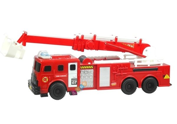 Fire Department Auto with Sound Fire Engine