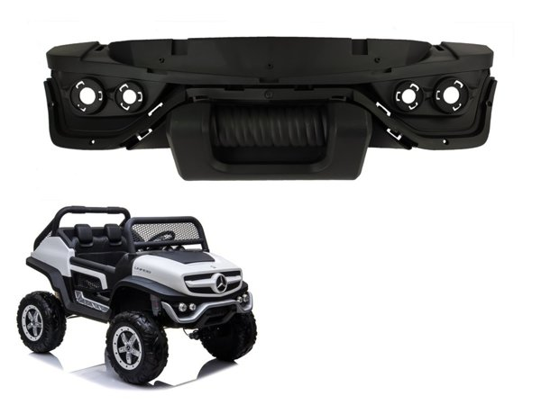 Front bumper for Electric Ride On Car Mercedes UNIMOG