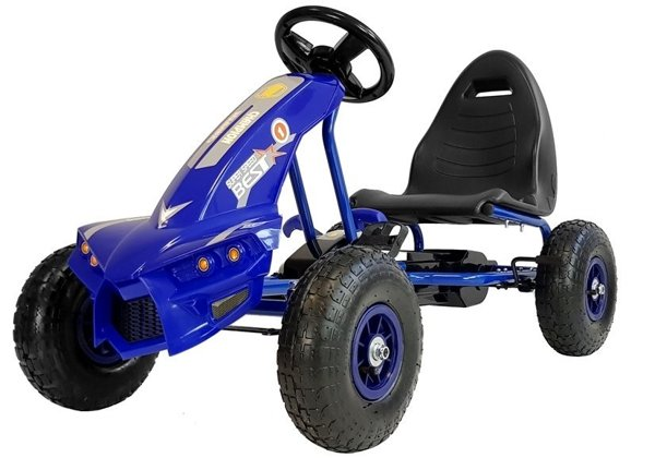 Go-Cart A-18 Blue