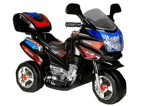 HC8051 Black - Electric Ride On Motorcycle