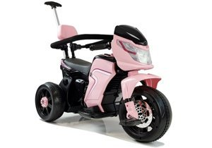 HL-108 Electric Ride-On Motorbike Pink