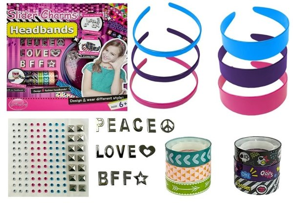 Hairband Making Kit Do It Yourself DIY