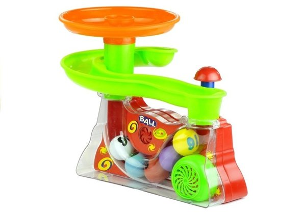 Happy Busy Ball Popper Baby Toddler Musical Toy