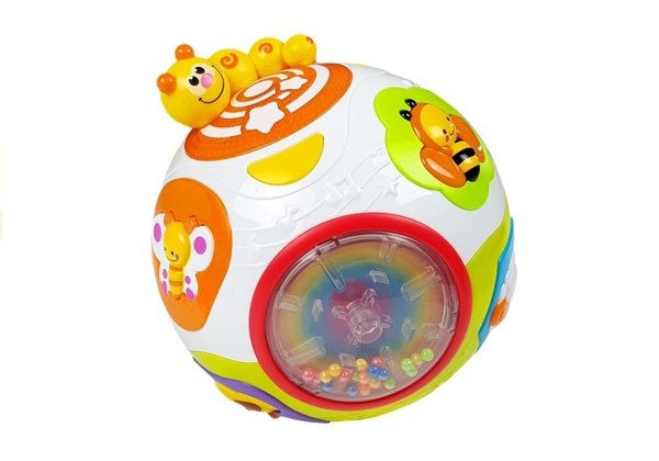 Interactive Ball for Toddler with Animal Sounds