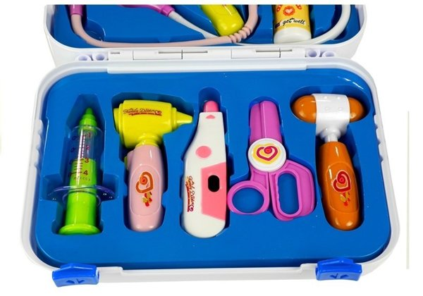 Kids Doctor Set in Carry Case