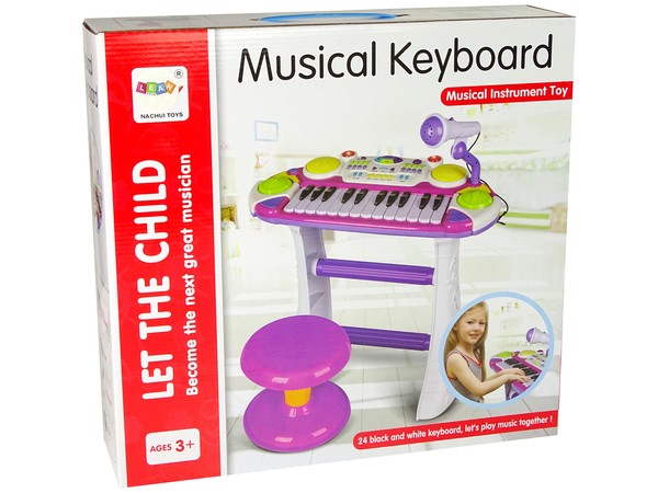 Kids Electronic Keyboard Piano Multi Musical Toy