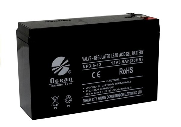Lead-acid Gel Battery for Electric Ride On Cars 12V3.3Ah