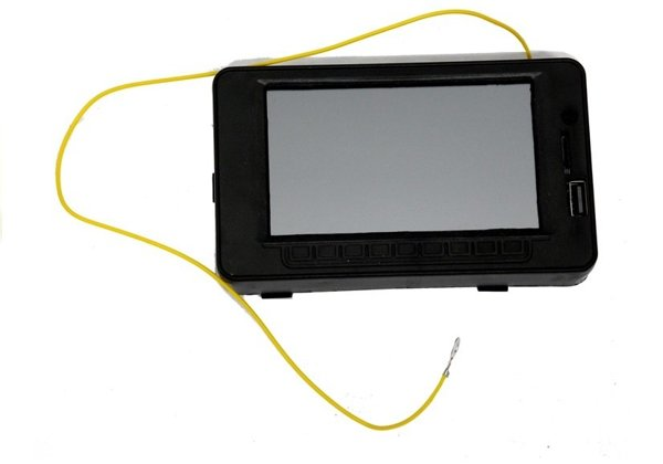 MP4 LCD Screen for Ford Ranger