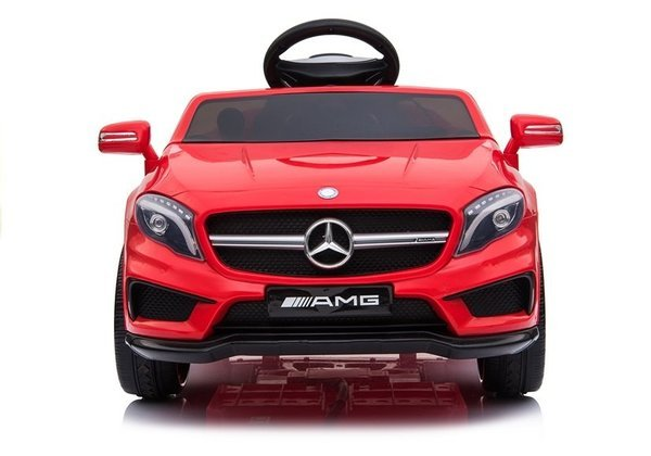 Mercedes GLA 45 Electric Ride on Car - Red Painting