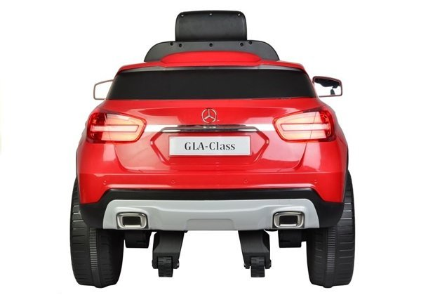 Mercedes GLA45 AMG Red - Electric Ride On Car