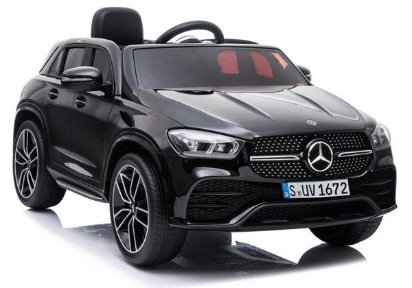 Mercedes GLE450 QY1988 Electric Ride-On Car Black Painted