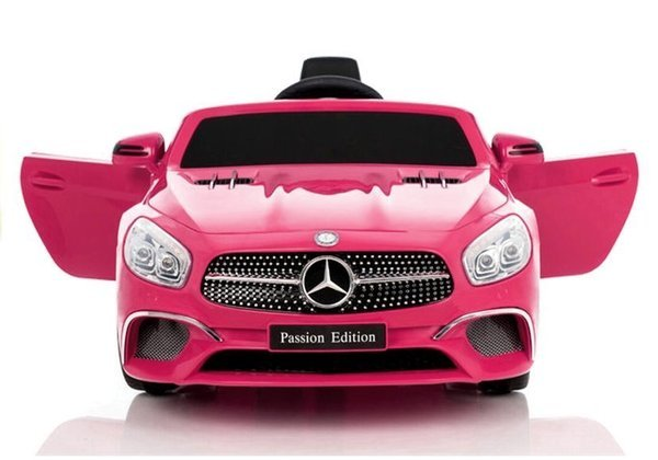 Mercedes SL400 Pink - Electric Ride On Car