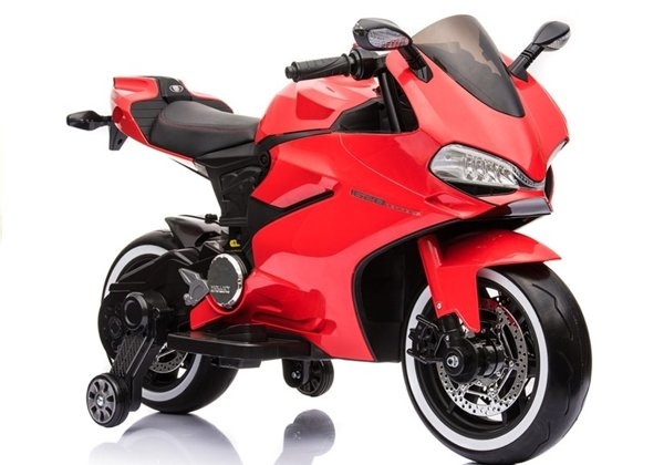 Motorcycle SX1628 Electric Ride On Car- Red