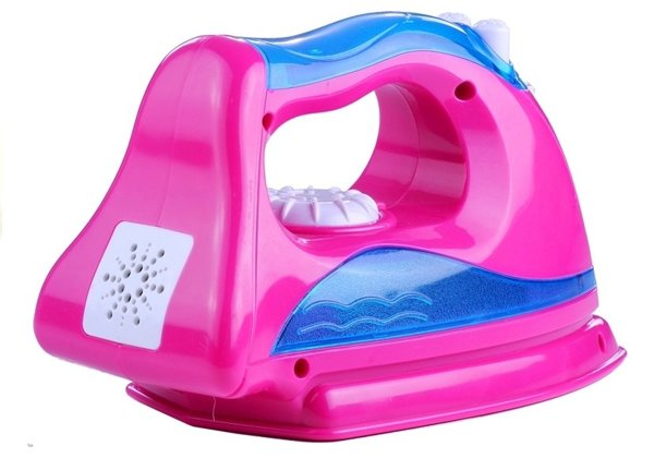 Pink Spray Iron Water Intake for Clothes