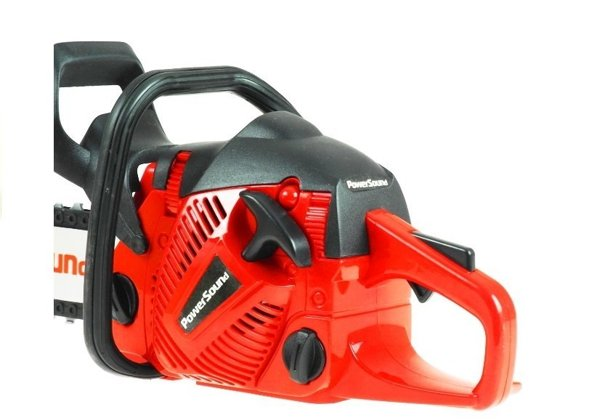 Plastic Battery Powered Chainsaw Toy