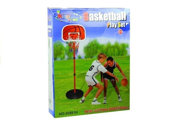 "Portable Kids Basketball Set Stand 160cm 63"" Outdoor Indoor"