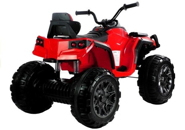 Quad BMD0906 Red - Electric Ride On Vehicle 2,4G