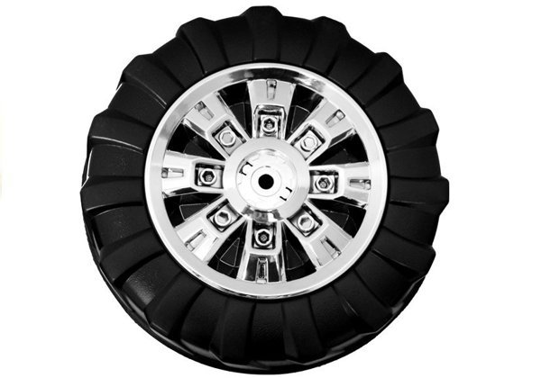 Rear Wheel for Tractor ZP1005 Electric Ride On Vehicle