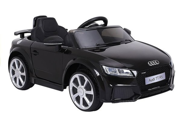 Ride on Car Audi TT RS Quattro Black