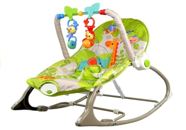 Rocking Chair Bouncer Lounger 3in1 Feeding chair