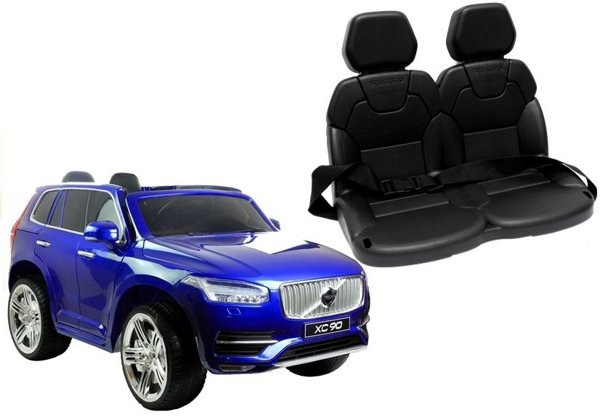 Seat For Electric Ride On CarVolvo XC90 Plastic