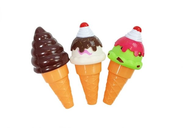 Set of Sweets Desserts Ice Cream Cookies Accessories