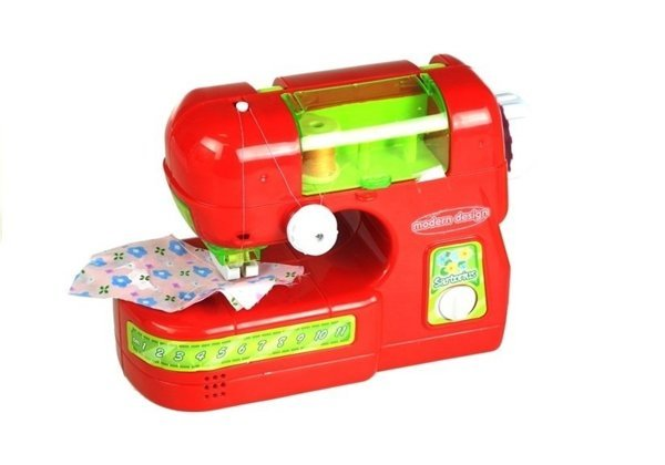 Sewing Machine for Children Real Crafting