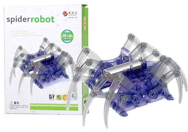 Spider Robot DIY Creative Set