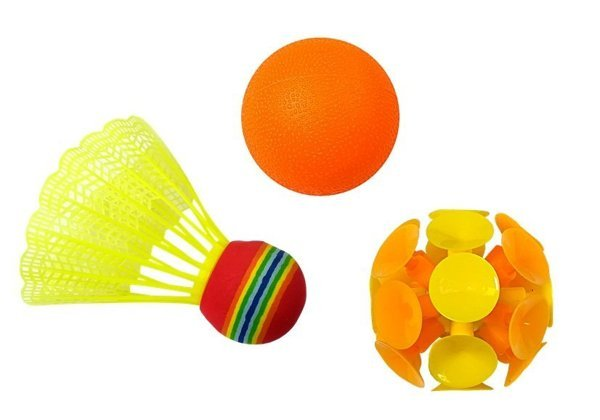 Sports set Rockets Frisbee Diabolo