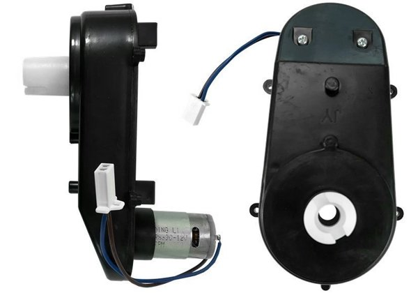 Steer motor for the electric vehicle DK-150R DK-F777 DK-F650