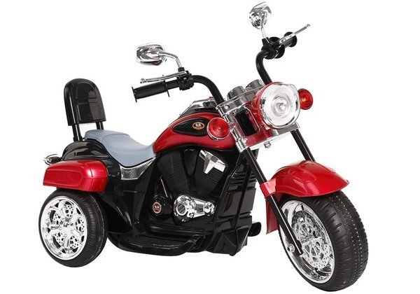 TR1501 Electric Ride-On Motorbike Red