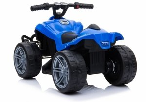 TR1805 Electric Ride-On Quad Blue