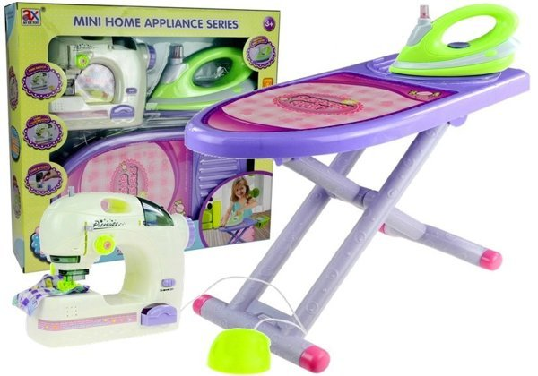 Tailor Dressmaker Set Sewing Machine Ironing Board