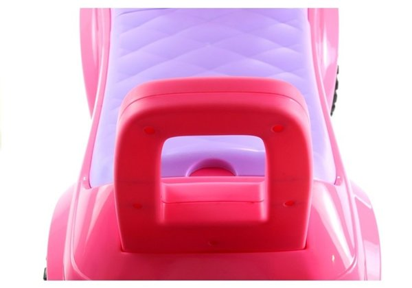 Toddlers Ride On 613W Pink Sound Light