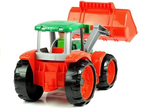 Truxx Bulldozer With Moving Arm In Box